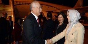 Malezya Başbakanı Antalya'ya geldi