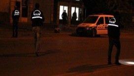 Kayseri'de silahlı kavga 2 yaralı