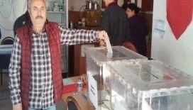 CHP'de seçimler sona erdi