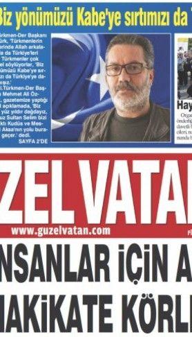 Güzel Vatan Gazetesi Sayı:81