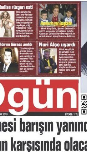 Ogün Gazetesi sayı:191