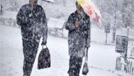 Kuvvetli yağış ve kar uyarısı