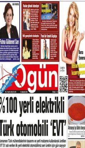Ogün Gazetesi sayı:192