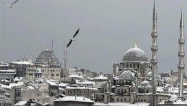 İstanbul yeni yılı kar yağışıyla karşılayacak
