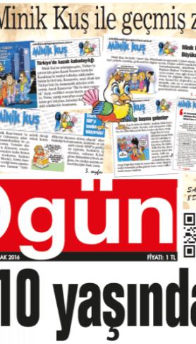 Ogün Gazetesi sayı:193