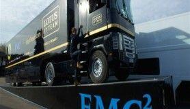 EMC'nin altyapısı Lotus F1 Takımını üst vitese taşıdı