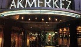 Cemiyet dünyasının tanınmış isimleri Akmerkez'de görüntülendi