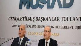 MÜSİAD, 'Yeni ekonomik hikâyeyi birlikte yazalım'