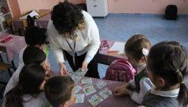 15.280 çocuk 'Okulda Biriz' dedi