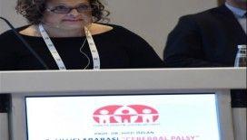 Güler Sabancı Türkiye Spastik Çocuklar Vakfı kongresinde konuştu