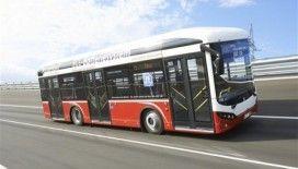 Türkiye'de elektrikli otobüs dönemi başlıyor