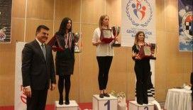 Türkiye Kadınlar Satranç Şampiyonası sonuçlandı