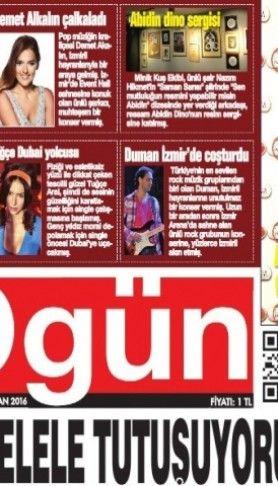 Ogün Gazetesi sayı:196