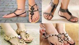 Yazları ayaklarınızı özgür bırakın
