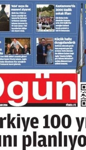 Ogün Gazetesi sayı:198