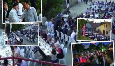 GÜN Medya'dan Kastamonu Esentepe'de 3.000 kişilik iftar yemeği
