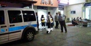 Uyardığı çocuk tarafından bıçaklanan polis yoğun bakımda