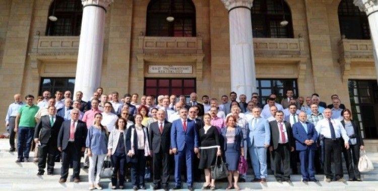 Gazi Üniversitesi'nin yeni rektörü İbrahim Uslan oldu