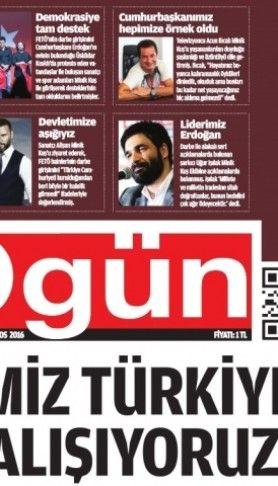 Ogün Gazetesi sayı:199
