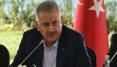 Başbakan'dan Suriye açıklaması