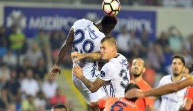 Fenerbahçe Başakşehir'e boyun eğdi