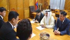 J.Erdenebat, Khaled Y. Al-Fadl'ı kabul etti