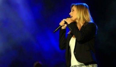 Lara Fabian'dan unutulmaz konser