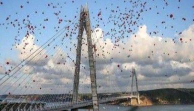 Ünlülerden 3. Köprü'ye özel klip