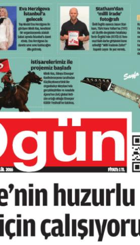 Ogün Gazetesi sayı:200