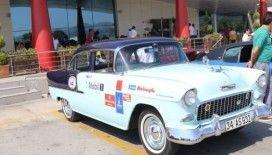 Auto Motor & Sport klasik otomobilcilerin durağı Akhisar