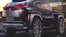 Lexus UX Concept ilk kez Paris'te sergilenecek