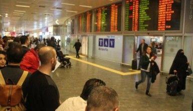 Atatürk Havalimanından yeni rekor