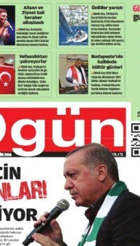 Ogün Gazetesi sayı:201