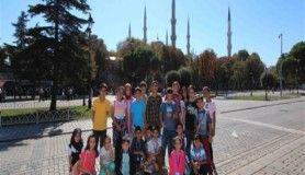 Bilgi Evi öğrencileri selatin camileri ziyaret etti