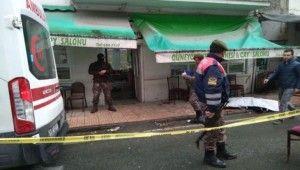 Rize'de kahvehane tarandı, 3 ölü, 6 yaralı