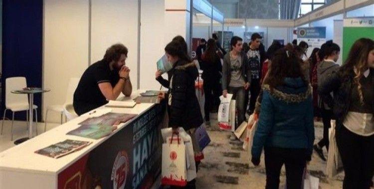 Nişantaşı Üniversitesi Eskişehir Educatürk Fuarı'nda