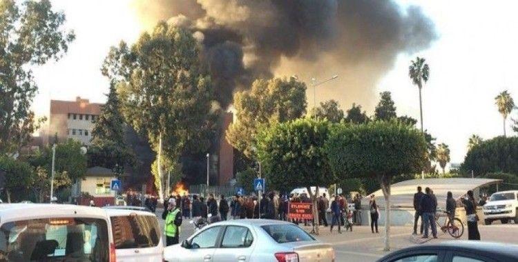 Adana'daki patlamayı siyasiler ve STK'lar kınadı