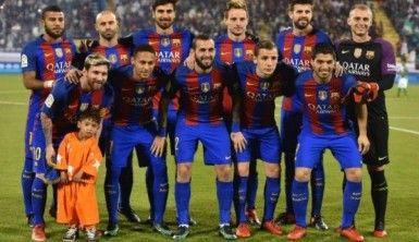 O çocuk kahramanı Messi'yle buluştu