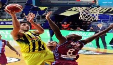 Fenerbahçe Trabzon'a şans tanımadı
