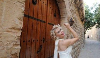 Karşınızda Mardinli Marilyn Monroe