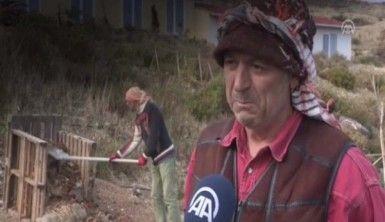 İş dünyasını bırakıp çiftlik kurdu