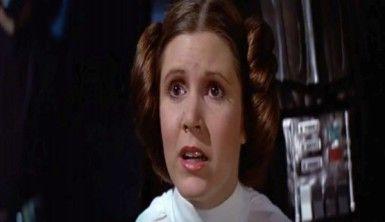 Prenses Leia hayata gözlerini yumdu