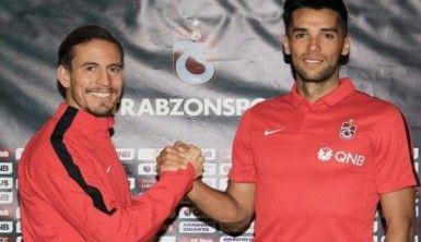 Trabzonspor'da yeni transferler ilk antrenmanına çıktı