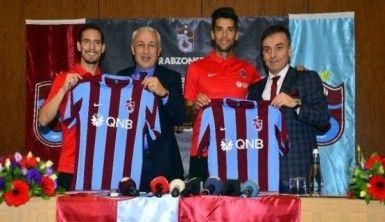 Yeni transferler imzayı attı
