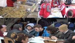 KKTC'de 'hamsi festivali' coşkusu
