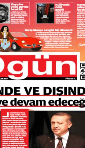 Ogün Gazetesi sayı:203