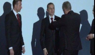 Hakemlere FIFA kokartları takdim edildi