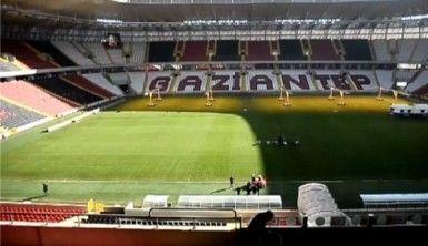 Gaziantep'te yeni stadyum heyecanı