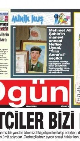 Ogün Gazetesi sayı:152