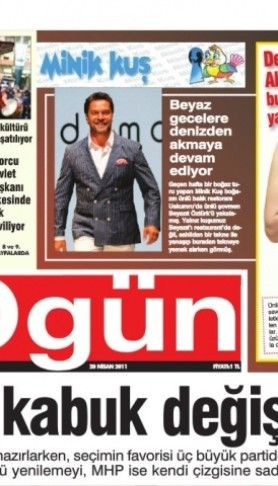 Ogün Gazetesi sayı:151